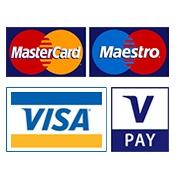Paiement par carte de crédit à Bissen