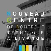 Nouvelle station de contrôle pour Poids Lourds à Livange